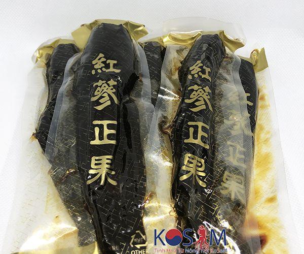 Top 9 tác dụng của Hồng sâm Hàn Quốc?