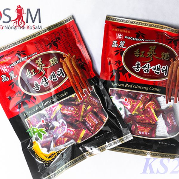 Red ginseng candy 300gr