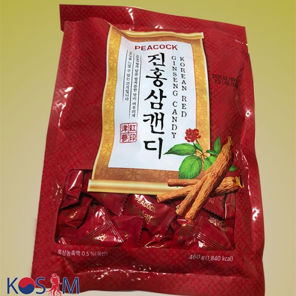 Red ginseng 500gr (0.5%) without sugar