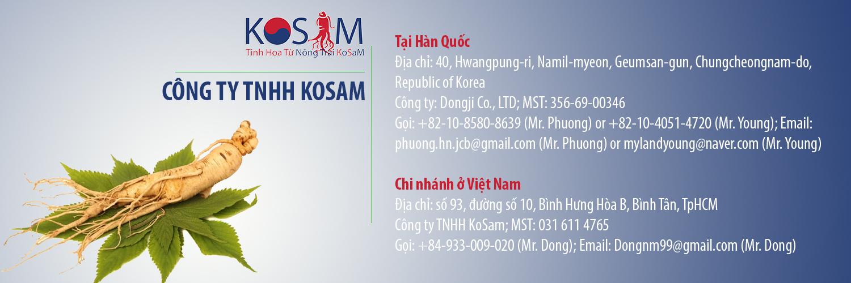 Nhân sâm Hàn Quốc