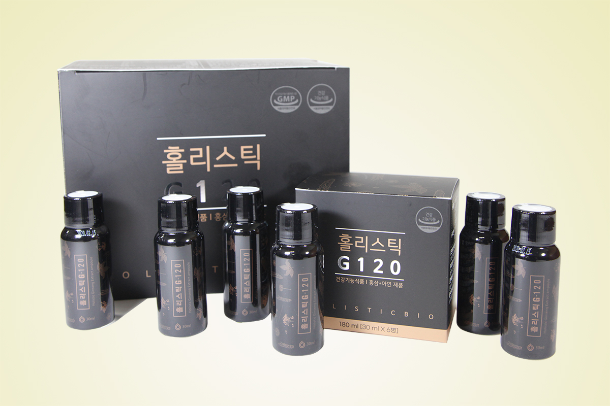 Nhân sâm Hàn Quốc G120